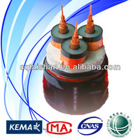 Best seller 26kV Or 35kV Copper XLPE Insulated STA Power Cable Same With European Power Cable