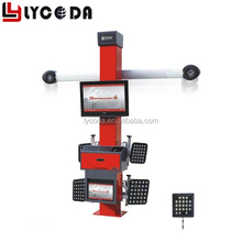 Supply garage equipments 3d wheel alignment/tire changer