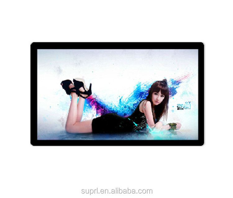 Open frame TFT LCD 42 inch touch screen tv monitor with USB interface