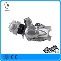 Air Cooling 110CC Motorcycle Engine For Sale With Electric Kick Start