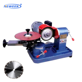 NEWEEK sawmill use alloy multiple blade grinding saw sharpening machine