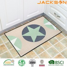 Bedroom anti-fatigue carpet indoor printed flooring mat