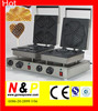 2014 kitchen equipment Commercial waffle cone maker or sandwich toaster