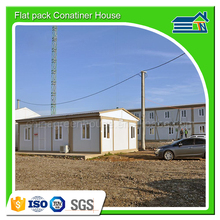 2016 Luxury Container 20ft 40 living cement prefab house for Algeria