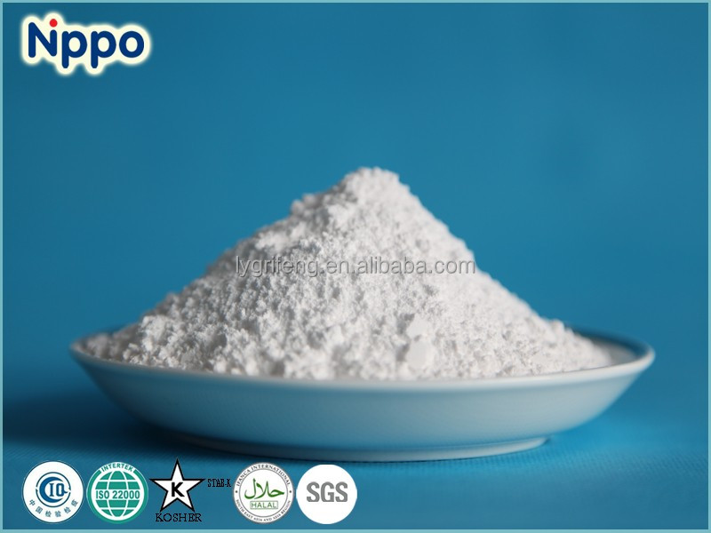 Chemical raw materials of MgO for Pharmaceuticals with high quality