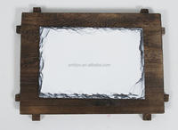 blank Slate Photo Frame for sublimation printing made in china YiWu