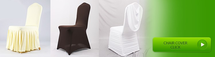 hotel white lycra wedding spandex stretch chair cover with stretch for party