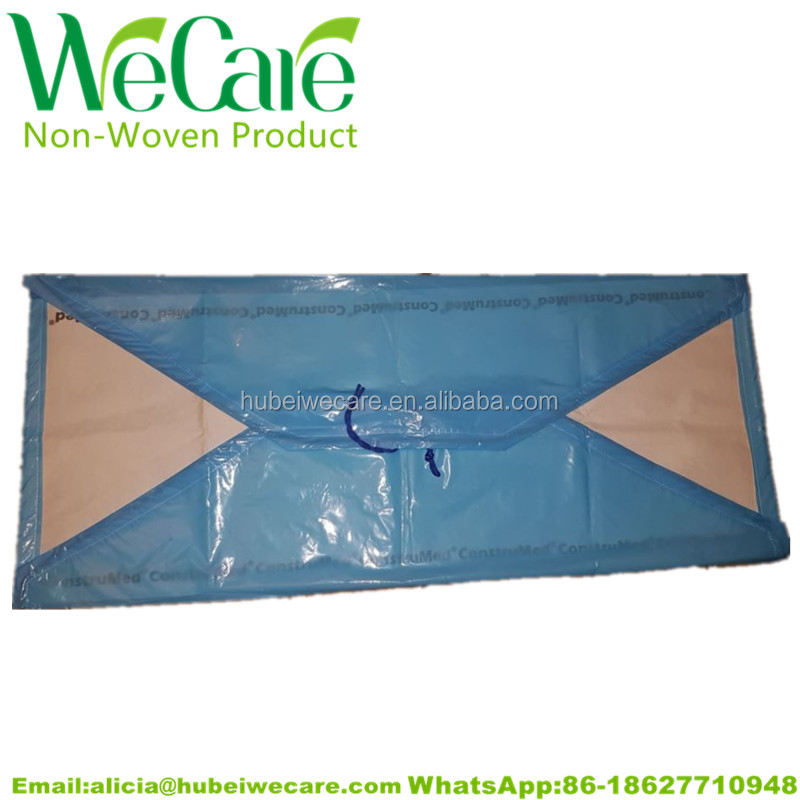Medical disposable instrument transport Pad