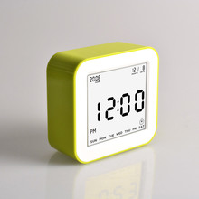 Funny Flip Display LCD Digital Alarm Clock For Children
