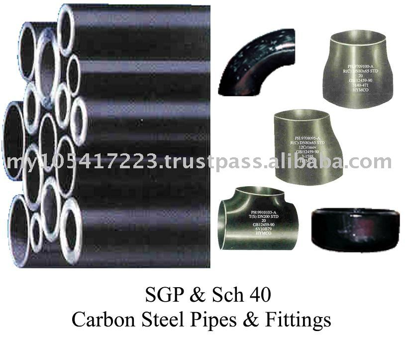 Carbon Steel Pipe & Fittings & Flanges