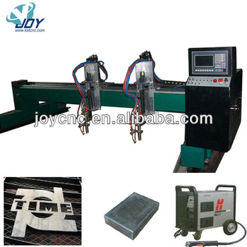 Ganty Plasma cutting machine for 10mm steal cut