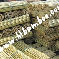 Natural Bamboo Fence With Motif 5