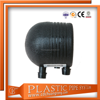 PE100 SDR11 Electrofusion Pipe Fittings