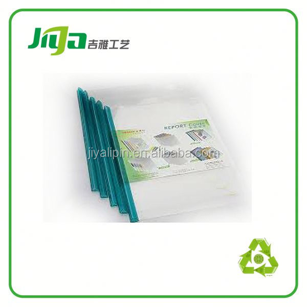 L shaped file/elastic band closure folder