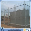 Green Vinyl coated Chain Link Fence