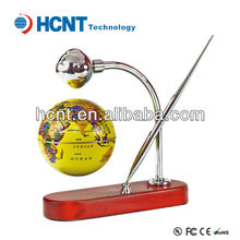 new invention magnetic levitated desk globe for gifts