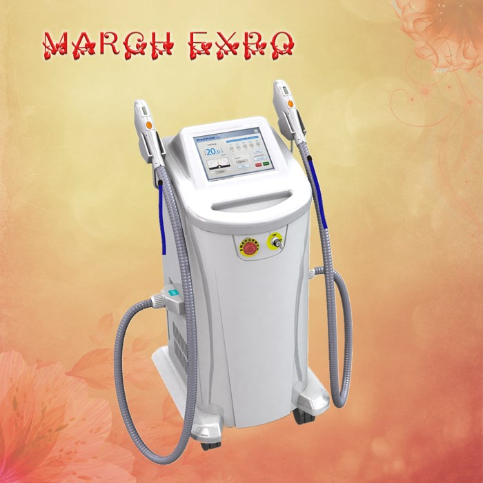 Sincoheren FDA Approved IPL permanent hair removal medical device