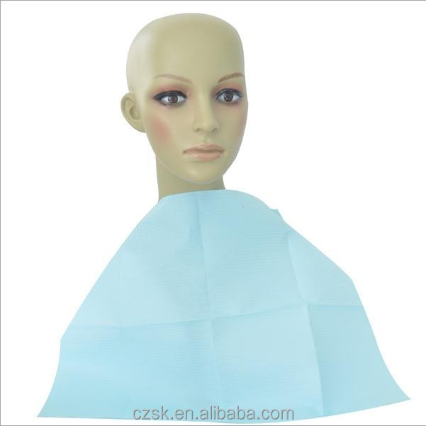 Health care product China supplier colors Dental Bibs