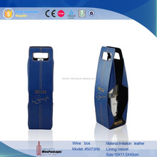 plastic wine carrier OEM ODM wine box supplier