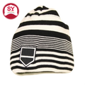 Striped Fashion Winter Hat / Knit beanie / kintted beanie