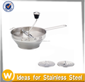 Stainless Steel Vegetable/Food Mill With 3 Discs/Blades