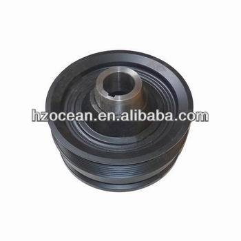 Crankshaft Belt Pulley For ISUZU NLR85 8973615621 8-97361-562-1