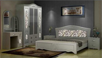the modern wooden bedroom set furniture