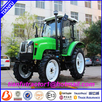 Discount!!!High quality 80HP 4WD taishan tractor for sale
