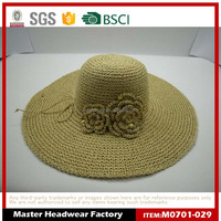 High quality straw sombrero hat not expensive
