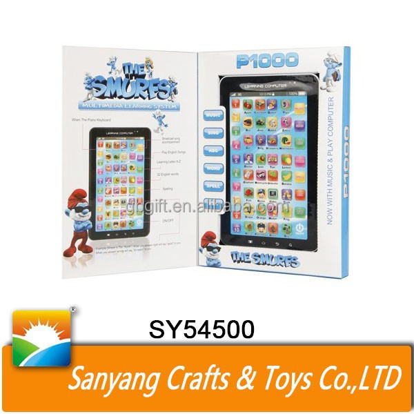 Kids educational toys electronic toy mobile phone for kids