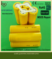 hot sell 3.7V 18650 8000mah Rechargeable Lithium Battery Pack