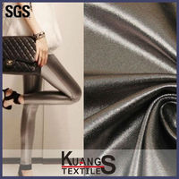 leggings polyester spandex fabric
