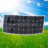 Highest efficiency Sunpower Solar Panel 100W 120W 130W 140W 150W 180W Semi Flexible Solar Panels, Marine Flexible Solar Panels