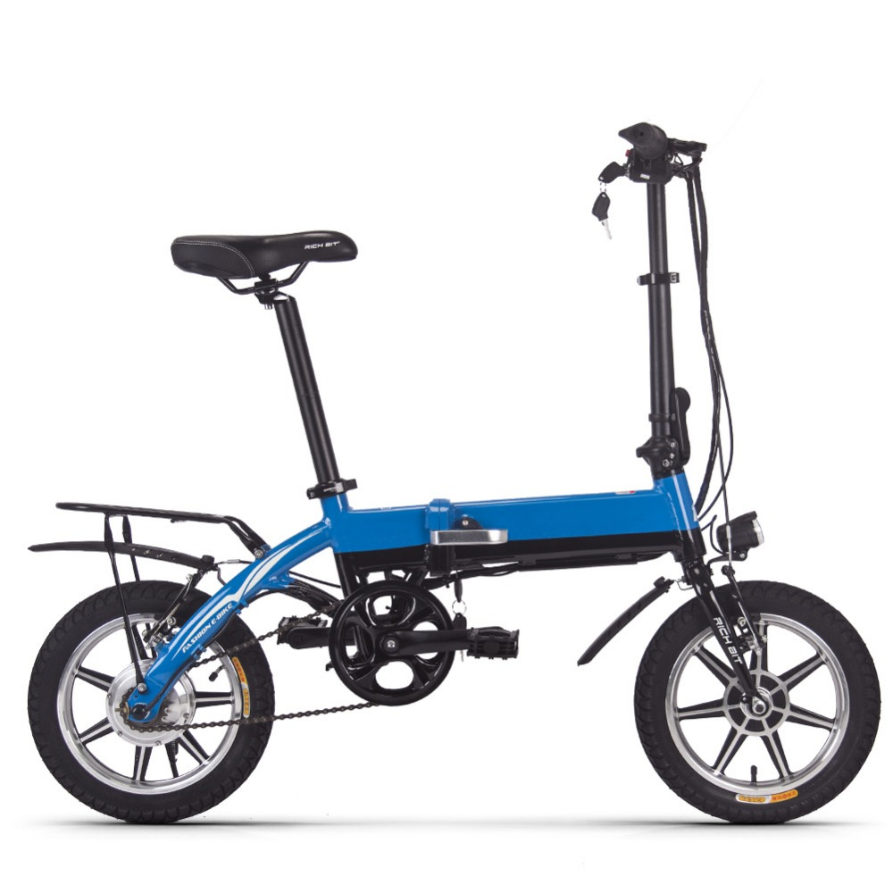 Rich Bit TOP-618 2017 <strong>Folding</strong> Bike Electric Bicycle