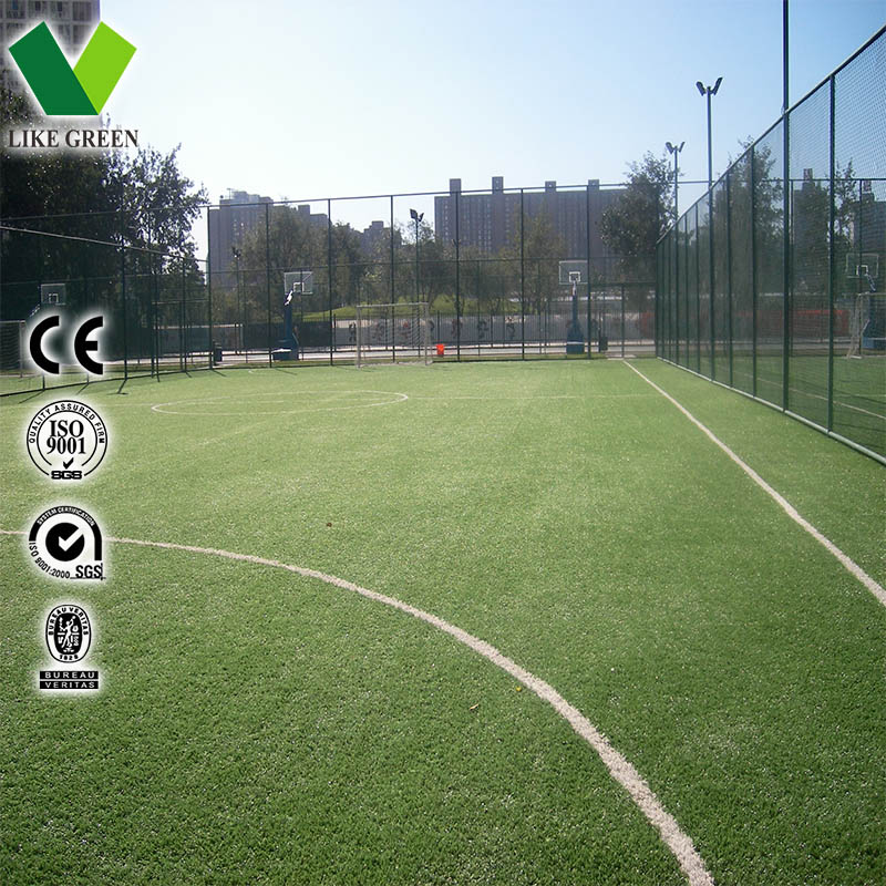 Newly Design Basketball Playground Artificial Grass