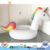 popular new design giant inflatable unicorn pool float