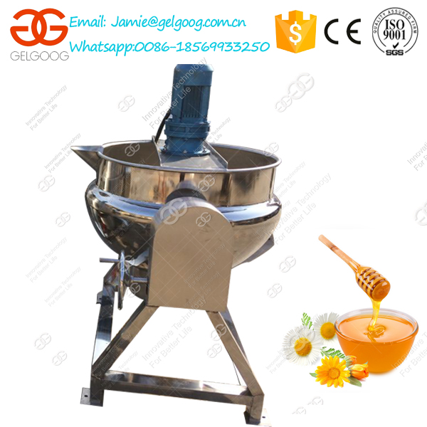 Commercial 200L Stainless Steel Honey Pot Couscous Pot Warmer Boiler