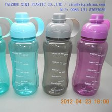 600ml Ice Tube Water Bottle keep drink cool