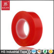 ISO, SGS certificates Insulation waterproof heat resistant two face pet adhesive tape