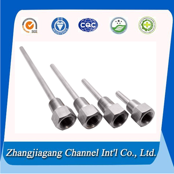 1 /2'' thermowell Welding stainless steel thermowell