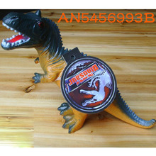 Cool! cheap price small plastic dinosaur Rajasaurus figurines toys for sale AN5456993B