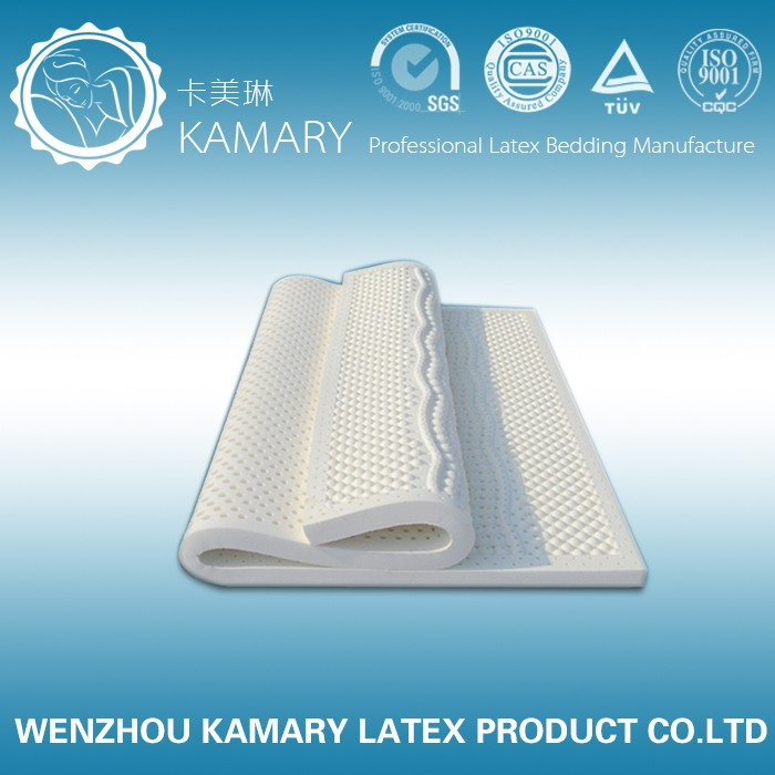 7 Zone Latex Mattress/Natural Latex Foam Mattress