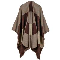 Hot Selling Women Cotton Scarf Geometric