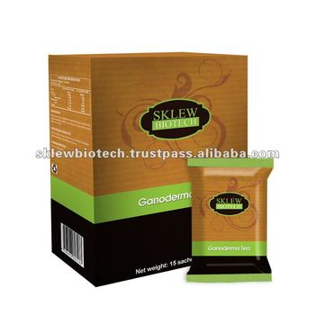 Ganoderma Tea (Custom Formulations)