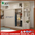 Double Color Wardrobe Design Furniture For Bedroom
