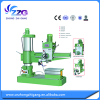 Z3050*13 Radial arm drilling machines for Stainless Steel Hole Making Hot Sale