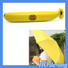 2017 New design UV umbrella/folding banana umbrella/rain umbrella