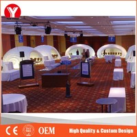 Advertising inflatable dome tents for party, event, sale