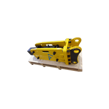 1900T top mounted excavator concrete breaker for 17-23tons
