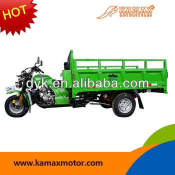 200cc Heavy loading Chopper Cargo Tricycle KA250W-G green
